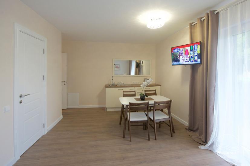 Seaside apartments w Połądze - 16
