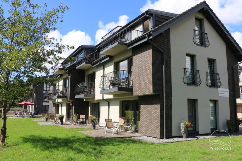 Seaside apartments w Połądze - 22