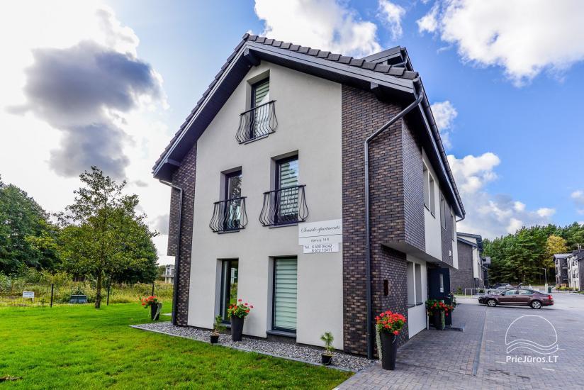 Seaside apartments w Połądze - 23