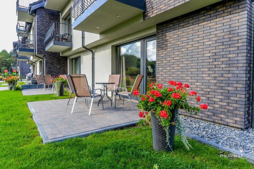 Seaside apartments w Połądze - 29