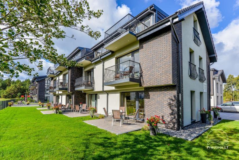 Seaside apartments w Połądze - 31