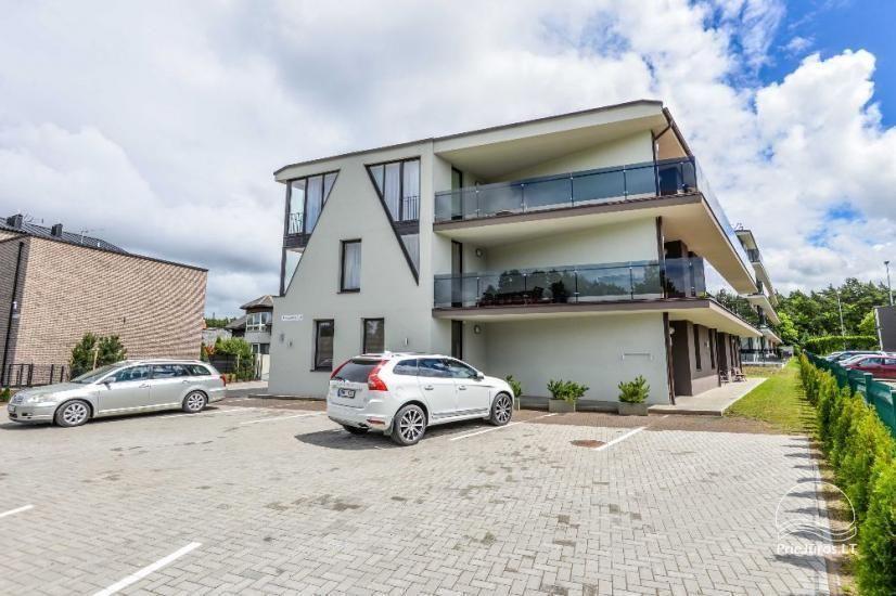 Nowe mieszkanie z tarasem do wynajęcia w Połądze - 1