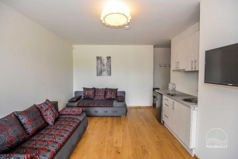 Nowe mieszkanie z tarasem do wynajęcia w Połądze - 3