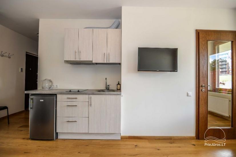 Nowe mieszkanie z tarasem do wynajęcia w Połądze - 5