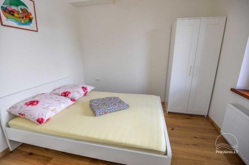 Nowe mieszkanie z tarasem do wynajęcia w Połądze - 6