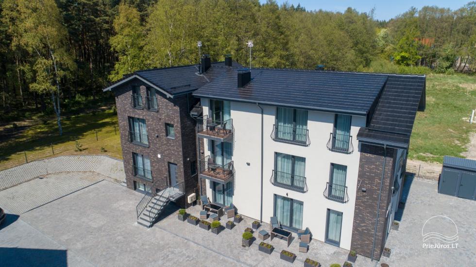 Villa Elit - Mieszkania do wynajęcia w Połądze, obok sosnowego lasu - 6