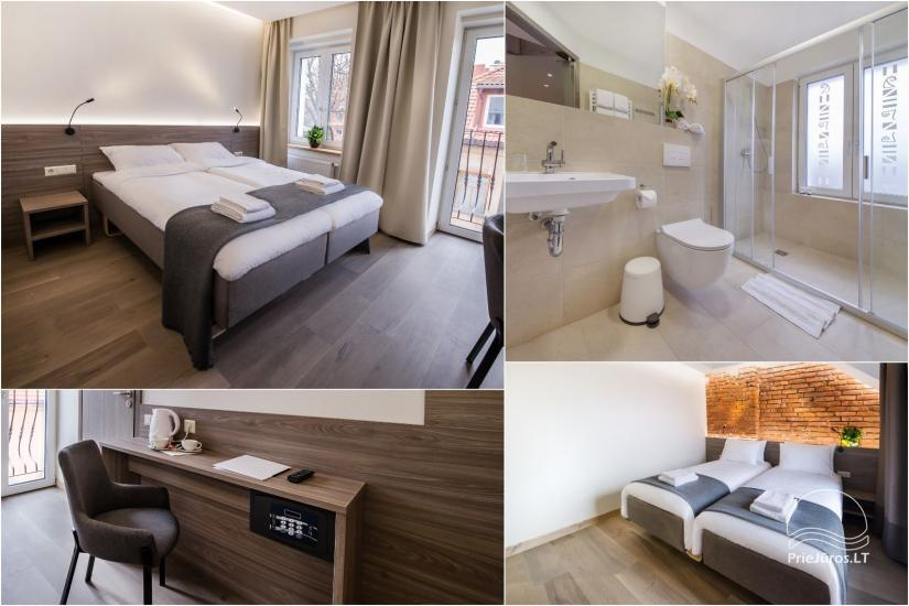 Dangė Hotel - nowy hotel w Kłajpedzie - 1