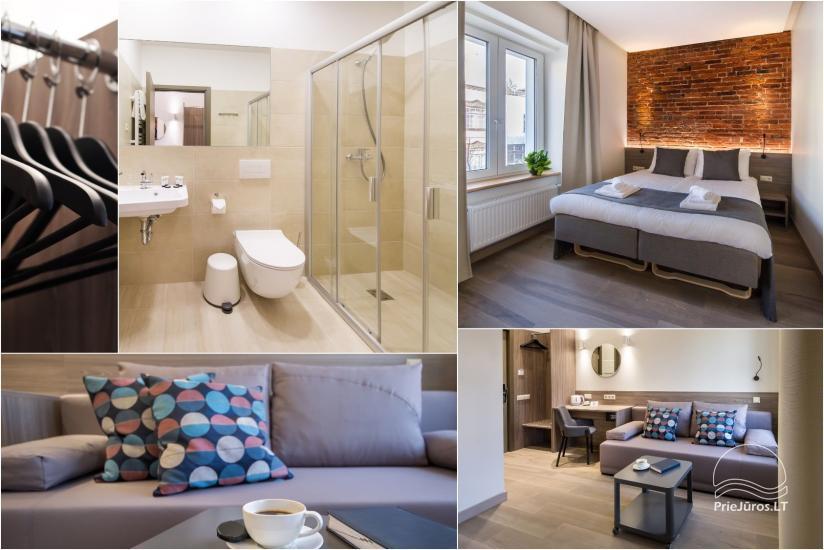 Dangė Hotel - nowy hotel w Kłajpedzie - 2