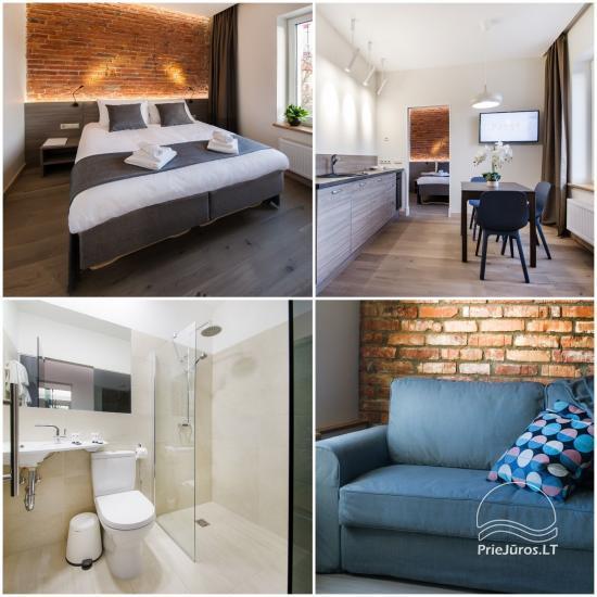 Dangė Hotel - nowy hotel w Kłajpedzie - 3