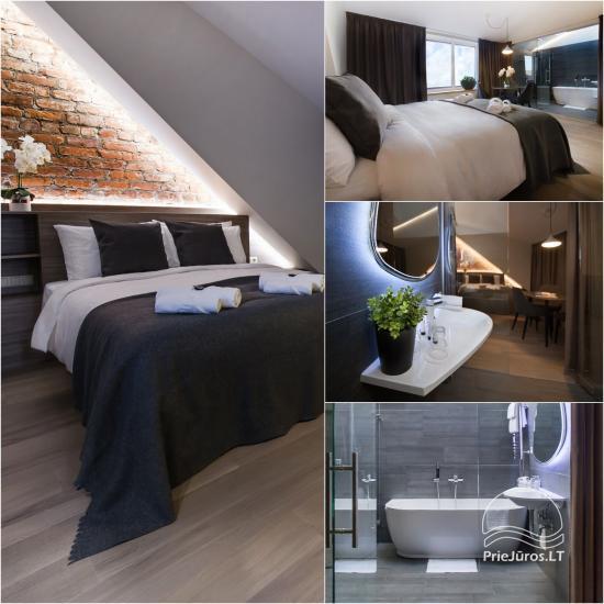 Dangė Hotel - nowy hotel w Kłajpedzie - 4