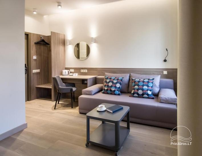Dangė Hotel - nowy hotel w Kłajpedzie - 12