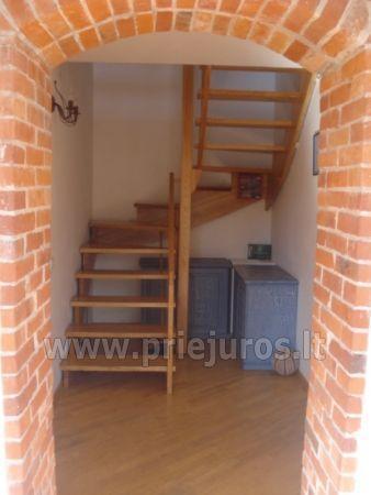 """1 i 2-pokojowe apartamenty do wynajęcia w Nidzie. Dom gościnny """"Nidos Gaiva"""" - 4"""