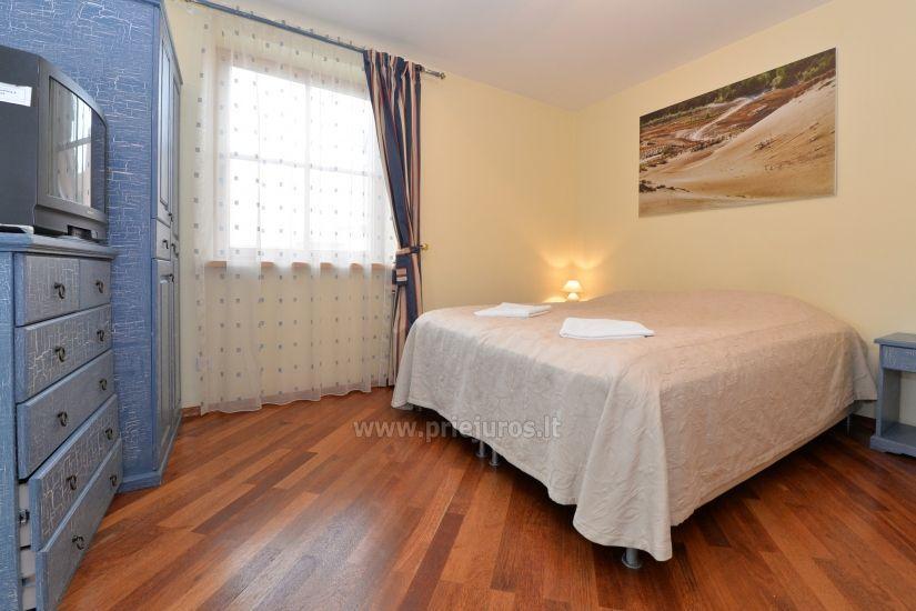 """1 i 2-pokojowe apartamenty do wynajęcia w Nidzie. Dom gościnny """"Nidos Gaiva"""" - 6"""