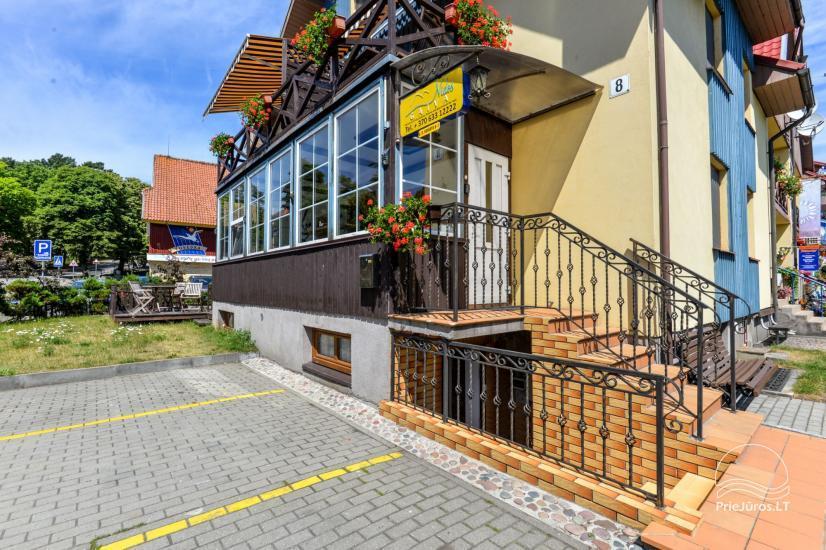 """1 i 2-pokojowe apartamenty do wynajęcia w Nidzie. Dom gościnny """"Nidos Gaiva"""" - 3"""