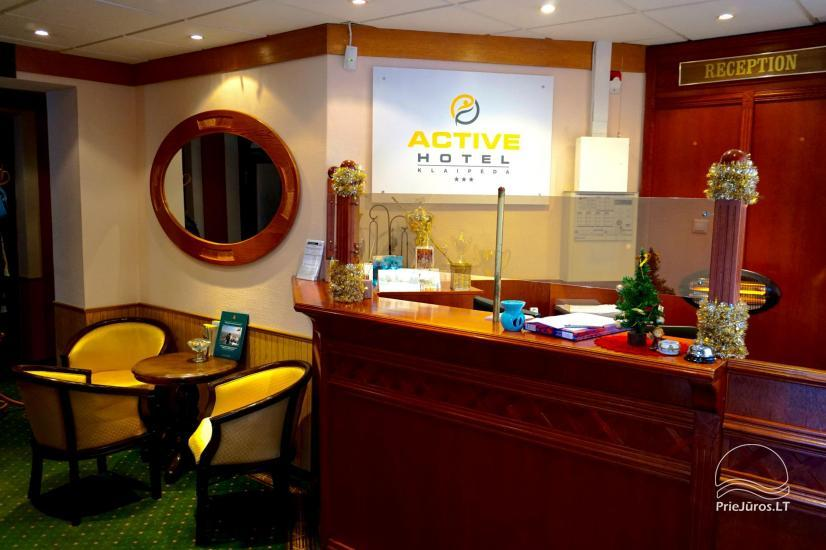 AcTIVE HOTEL - 1