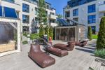 MALŪNO VILA 777 - nowe apartamenty z basenem w centrum Połągi - 5