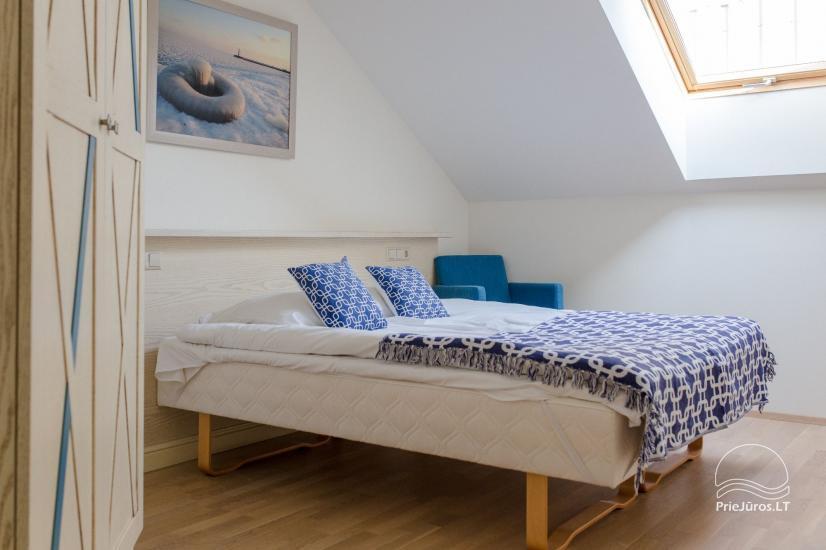 Przestronny 3-pokojowy apartament w Nidzie z balkonem / tarasem - 15