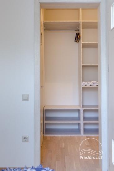 Przestronny 3-pokojowy apartament w Nidzie z balkonem / tarasem - 18