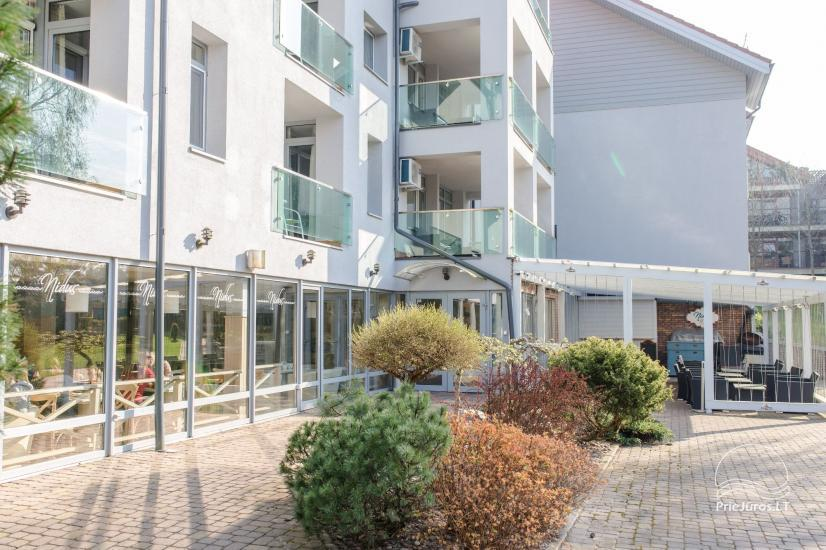 Przestronny 3-pokojowy apartament w Nidzie z balkonem / tarasem - 30