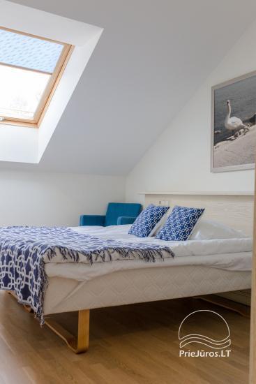 Przestronny 3-pokojowy apartament w Nidzie z balkonem / tarasem - 16