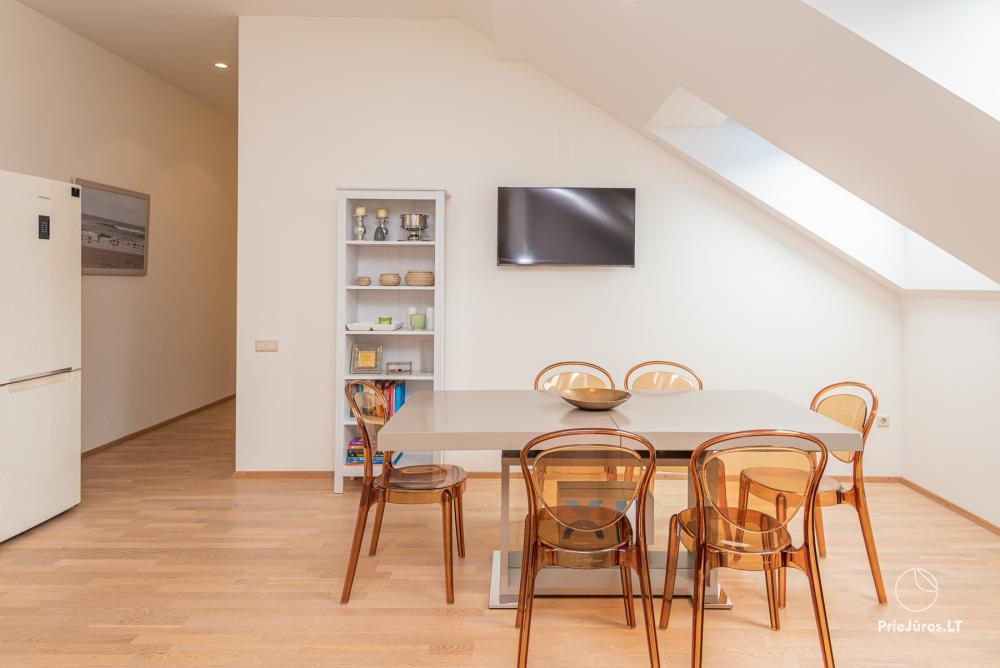 Przestronny 3-pokojowy apartament w Nidzie z balkonem / tarasem - 3