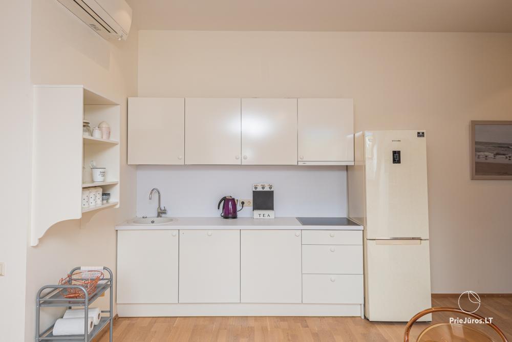 Przestronny 3-pokojowy apartament w Nidzie z balkonem / tarasem - 4