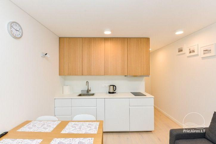 Nowe apartamenty dla 2-4 osób, do wynajęcia przez cały rok w Pervalka - 6