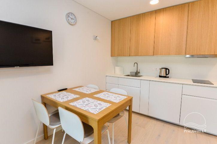Nowe apartamenty dla 2-4 osób, do wynajęcia przez cały rok w Pervalka - 4
