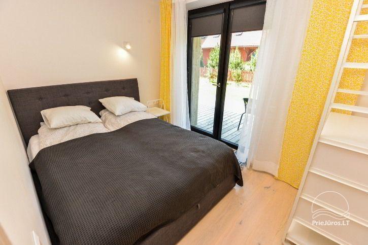 Nowe apartamenty dla 2-4 osób, do wynajęcia przez cały rok w Pervalka - 8