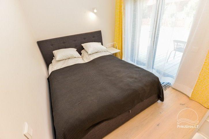 Nowe apartamenty dla 2-4 osób, do wynajęcia przez cały rok w Pervalka - 9