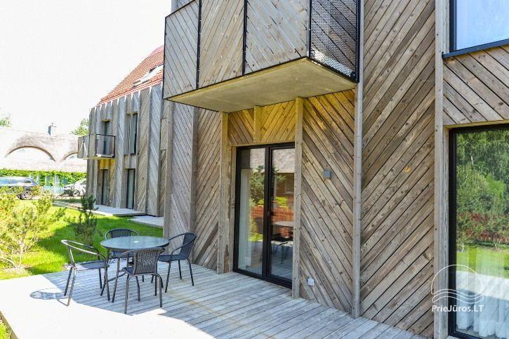 Nowe apartamenty dla 2-4 osób, do wynajęcia przez cały rok w Pervalka - 3