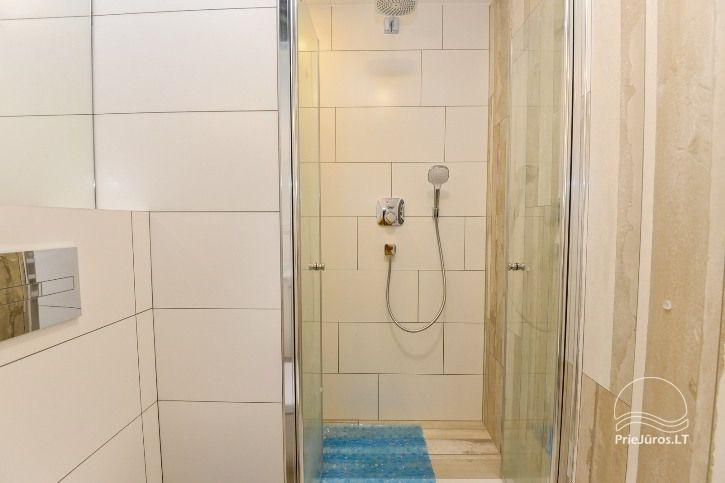 Nowe apartamenty dla 2-4 osób, do wynajęcia przez cały rok w Pervalka - 10
