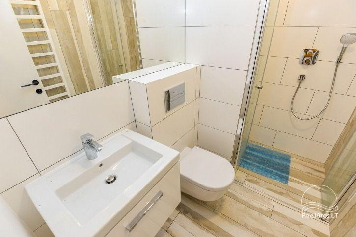 Nowe apartamenty dla 2-4 osób, do wynajęcia przez cały rok w Pervalka - 11