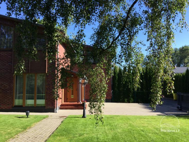 100 m² Kamienica w Połądze w prestiżowym sąsiedztwie - park Birutes - 3