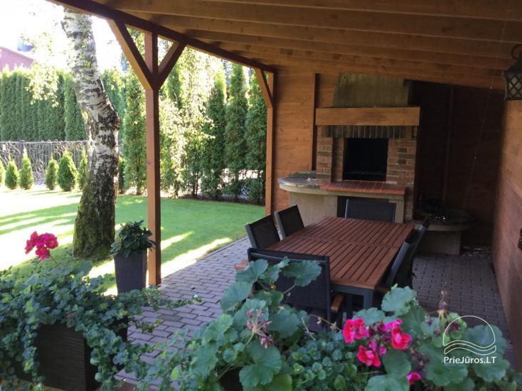 100 m² Kamienica w Połądze w prestiżowym sąsiedztwie - park Birutes - 7