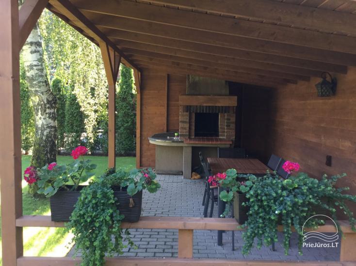 100 m² Kamienica w Połądze w prestiżowym sąsiedztwie - park Birutes - 8