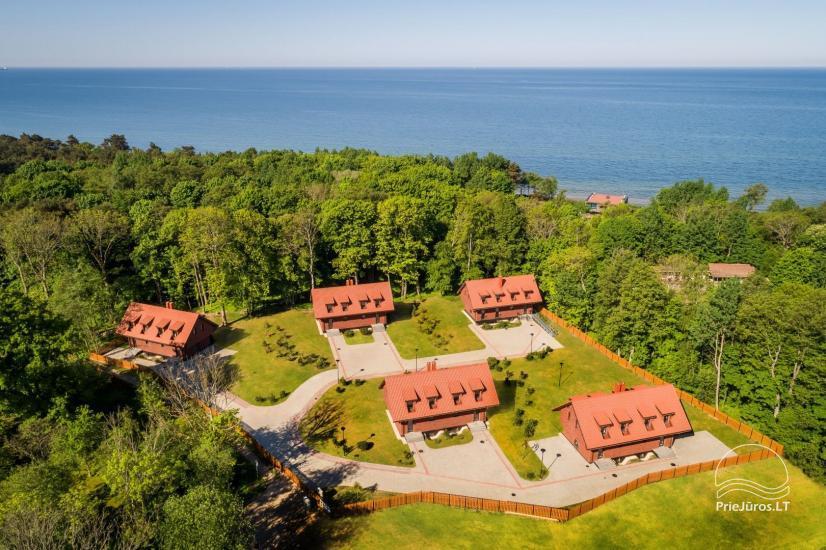 Amberton villas - 100 metrów do morza !!! - 2