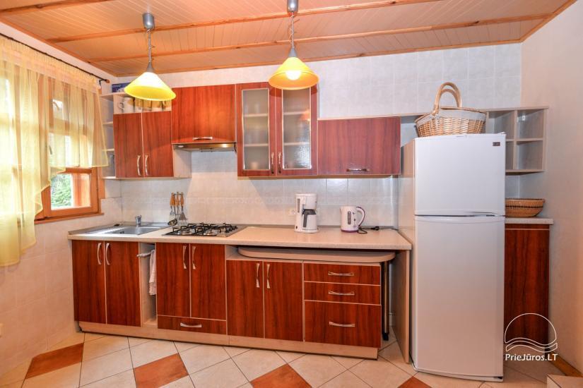 Domek i oddzielne pokoje do wynajęcia w Preila - 8