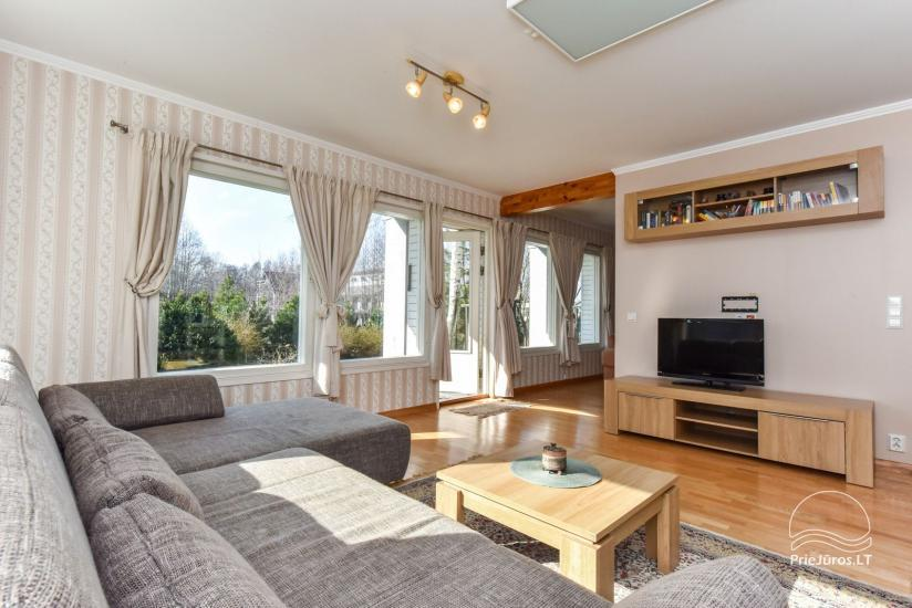 Dom (120 m²) do 10 osób z prywatnym podwórzem