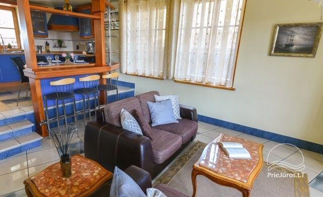 AMBER DREAM - mieszkanie na 3 piętrach z altaną na podwórku - 6