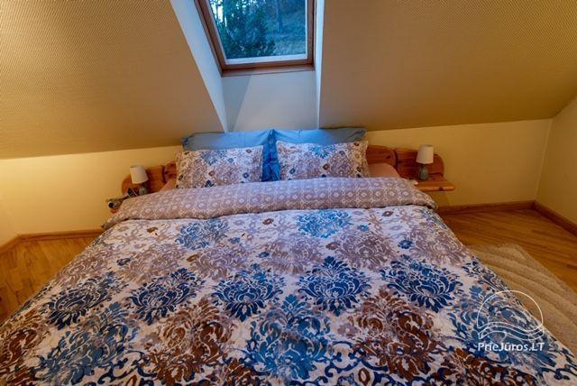 AMBER DREAM - mieszkanie na 3 piętrach z altaną na podwórku - 10