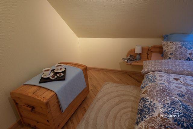 AMBER DREAM - mieszkanie na 3 piętrach z altaną na podwórku - 11