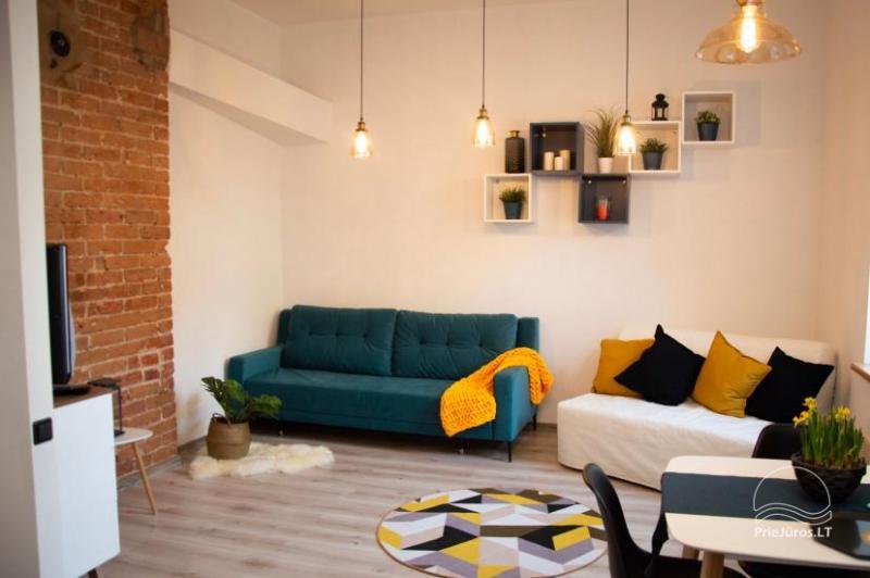Apartamenty typu studio do wynajęcia w Lipawie