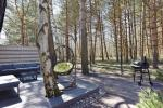 Čiki puki domy wakacyjne do wynajęcia w Połądze, w Kunigiskiai - 4