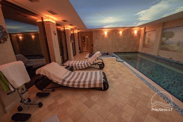 AMBER DREAM - willa na dwóch piętrach z sauną i basenem - 1