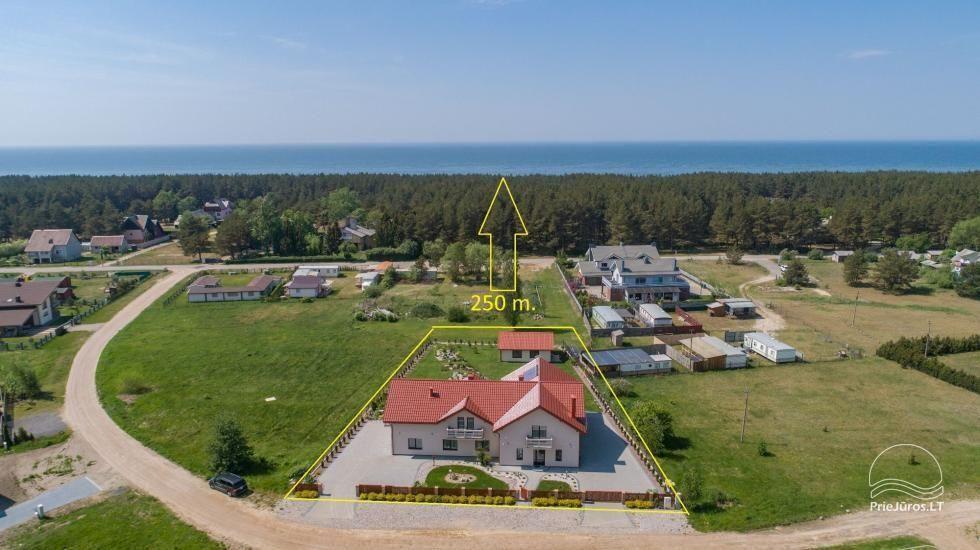 Wakacyjna wyspa - apartamenty i pokoje do wynajęcia zaledwie 250 metrów do morza!od morza! - 1