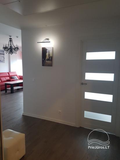 Mieszkanie do wynajęcia w najwyższym budynku mieszkalnym na Litwie - 8