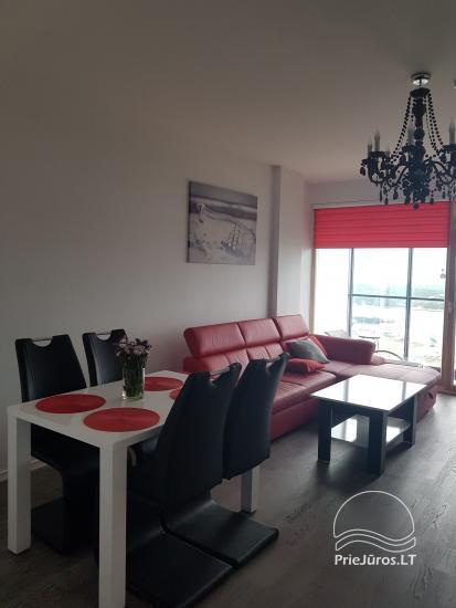 Mieszkanie do wynajęcia w najwyższym budynku mieszkalnym na Litwie - 3