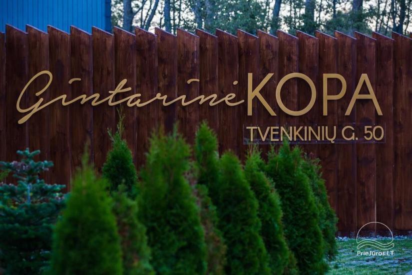 Gintarinė KOPA luxury - 8