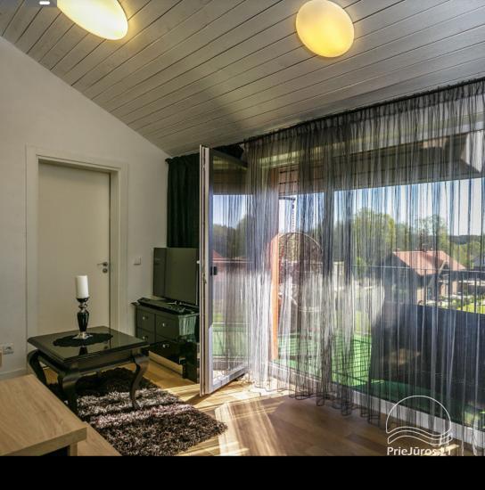 """Apartamenty """"Pajūrio Vakarai"""" w Połądze, w Kunigiskes. Do morza zaledwie 250 metrów! - 8"""